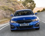 2019 BMW 3-Series Saloon 320d xDrive (UK-Spec) Front Wallpapers 150x120 (11)