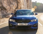 2019 BMW 3-Series Saloon 320d xDrive (UK-Spec) Front Wallpapers 150x120 (6)