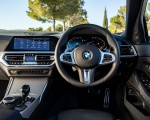 2019 BMW 3-Series Saloon 320d xDrive (UK-Spec) Interior Cockpit Wallpapers 150x120 (39)