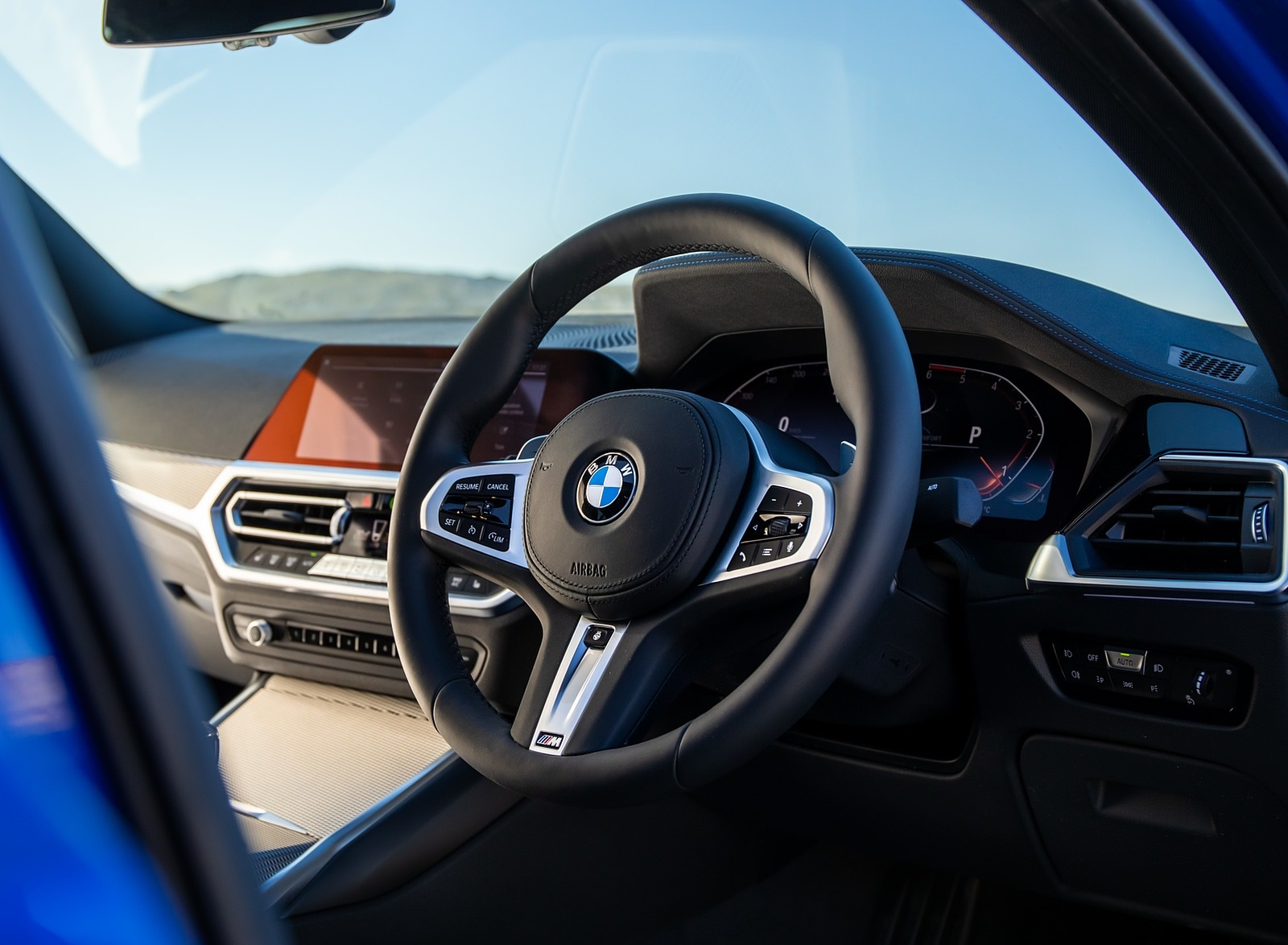 2019 Bmw 3 Series Saloon 320d Xdrive Uk Spec Interior Detail
