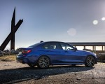 2019 BMW 3-Series Saloon 320d xDrive (UK-Spec) Rear Three-Quarter Wallpapers 150x120 (29)