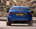 2019 BMW 3-Series Saloon 320d xDrive (UK-Spec) Rear Wallpapers 150x120 (24)