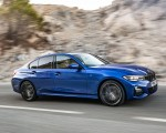 2019 BMW 3-Series Saloon 320d xDrive (UK-Spec) Side Wallpapers 150x120 (8)