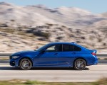 2019 BMW 3-Series Saloon 320d xDrive (UK-Spec) Side Wallpapers 150x120 (9)
