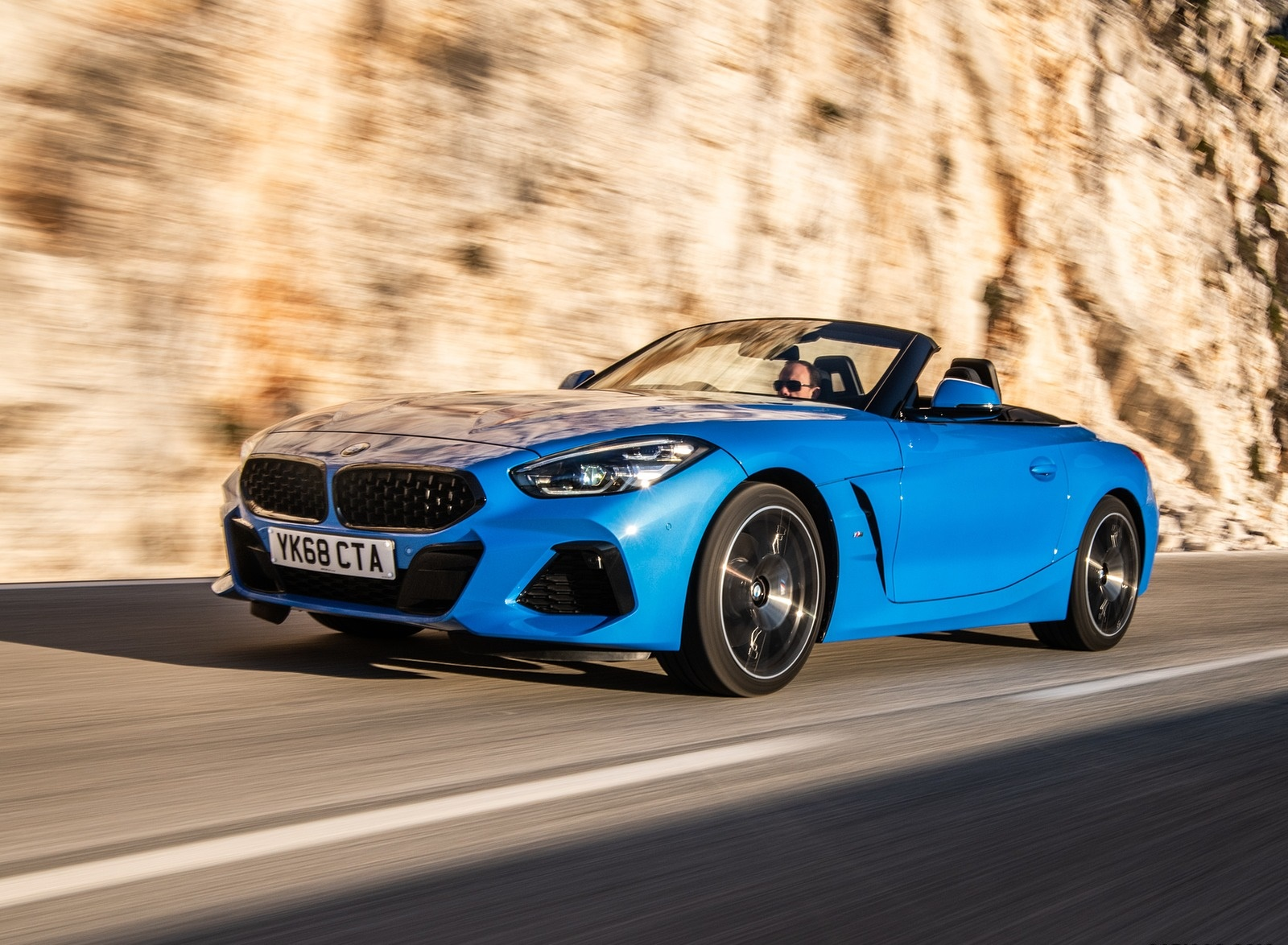 2019 Bmw Z4 Uk Spec Wallpapers 140 Hd Images Newcarcars