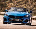 2019 BMW Z4 sDrive20i (UK-Spec) Front Wallpapers 150x120 (5)