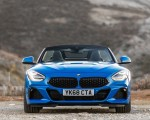 2019 BMW Z4 sDrive20i (UK-Spec) Front Wallpapers 150x120 (22)