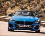 2019 BMW Z4 sDrive20i (UK-Spec) Front Wallpapers 150x120 (6)