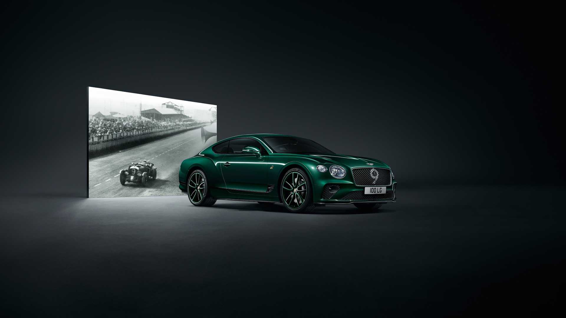 2019 Bentley Continental GT Number 9 Edition by Mulliner Front Three-Quarter Wallpapers (5)