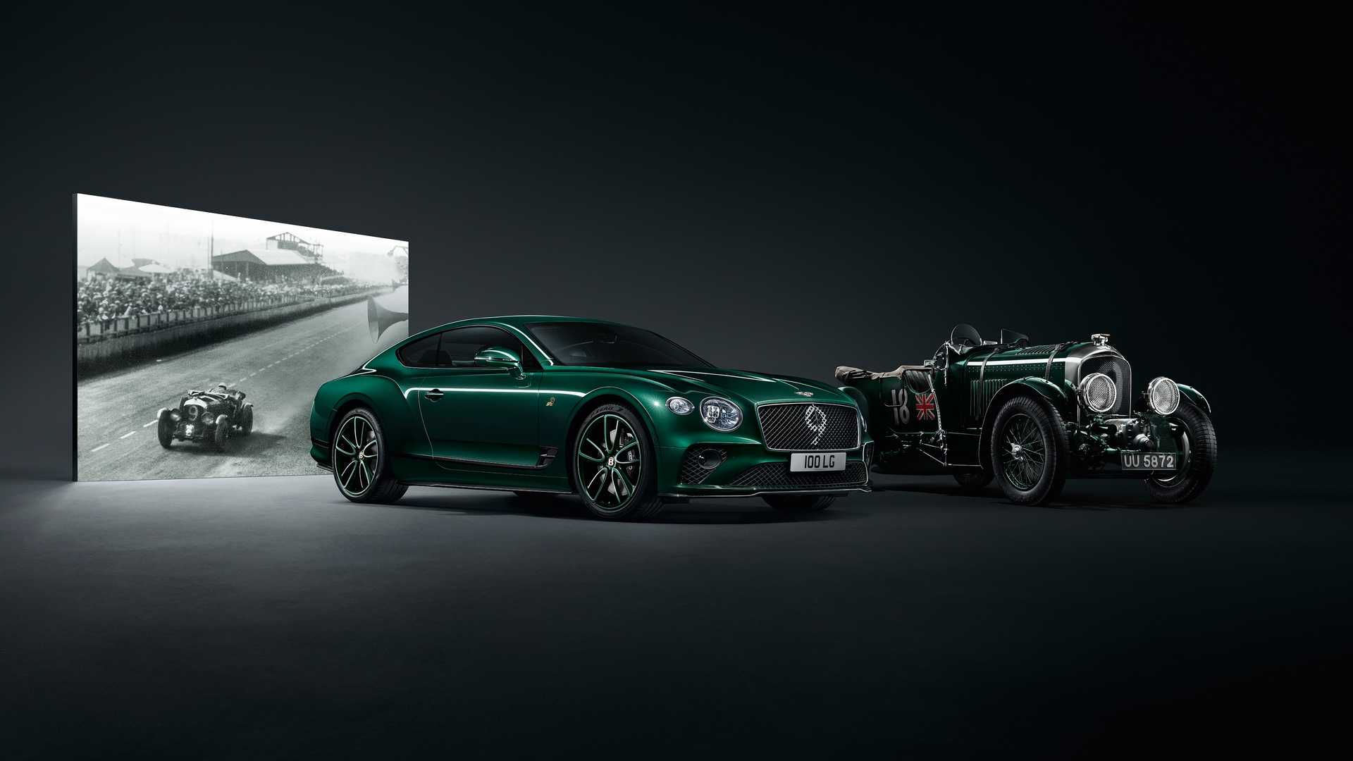 2019 Bentley Continental GT Number 9 Edition by Mulliner Front Three-Quarter Wallpapers (1)