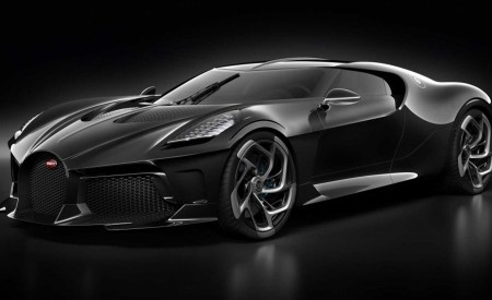 2019 Bugatti La Voiture Noire Wallpapers HD