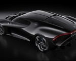 2019 Bugatti La Voiture Noire Rear Three-Quarter Wallpapers 150x120 (3)