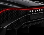 2019 Bugatti La Voiture Noire Tail Light Wallpapers 150x120 (16)