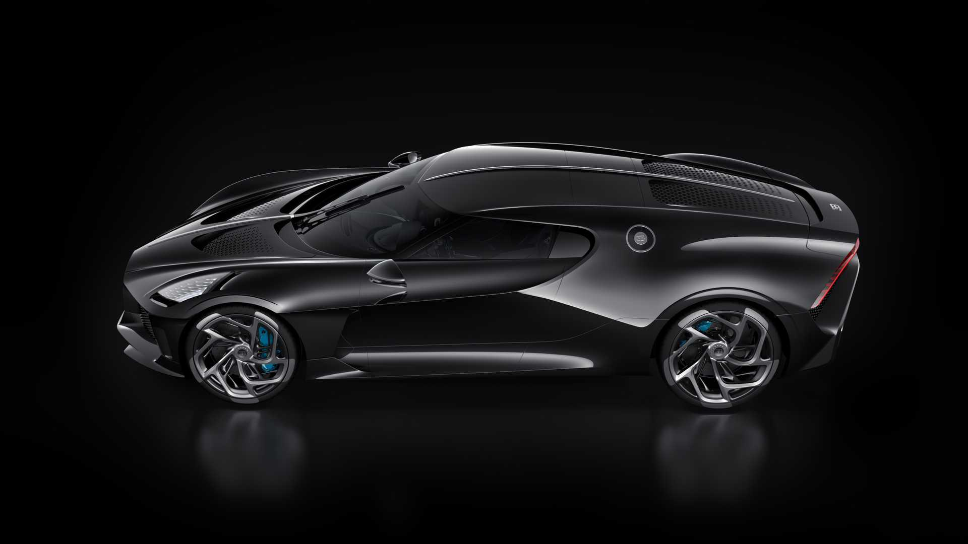 2019 Bugatti La Voiture Noire Top Wallpapers (5)