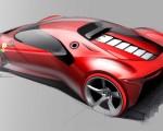 2019 Ferrari P80/C Design Sketch Wallpapers 150x120 (13)