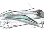 2019 Ferrari P80/C Design Sketch Wallpapers 150x120 (17)