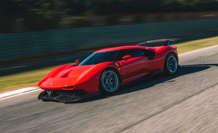 2019 Ferrari P80/C Wallpapers