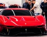 2019 Ferrari P80/C Front Wallpapers 150x120 (21)