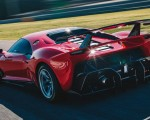 2019 Ferrari P80/C Rear Three-Quarter Wallpapers 150x120 (4)