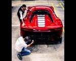 2019 Ferrari P80/C Rear Wallpapers 150x120 (18)