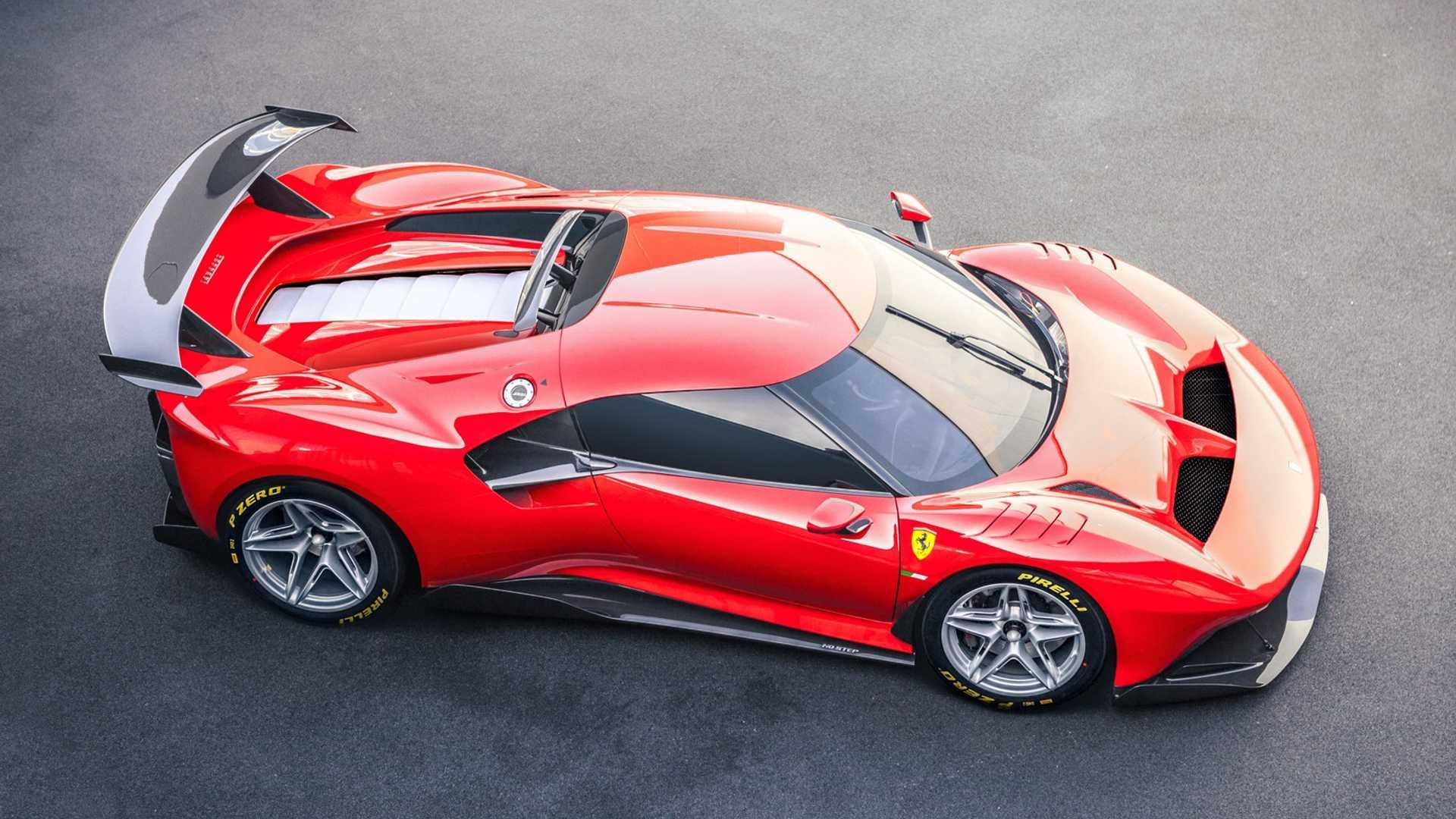 2019 Ferrari P80/C Top Wallpapers (5)