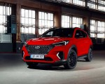 2019 Hyundai Tucson N Line Front Three-Quarter Wallpaper 150x120 (14)