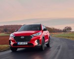 2019 Hyundai Tucson N Line Front Three-Quarter Wallpaper 150x120 (8)