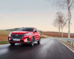 2019 Hyundai Tucson N Line Front Three-Quarter Wallpaper 150x120 (2)