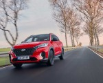 2019 Hyundai Tucson N Line Front Three-Quarter Wallpaper 150x120 (9)