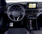 2019 Hyundai Tucson N Line Interior Cockpit Wallpaper 150x120 (40)