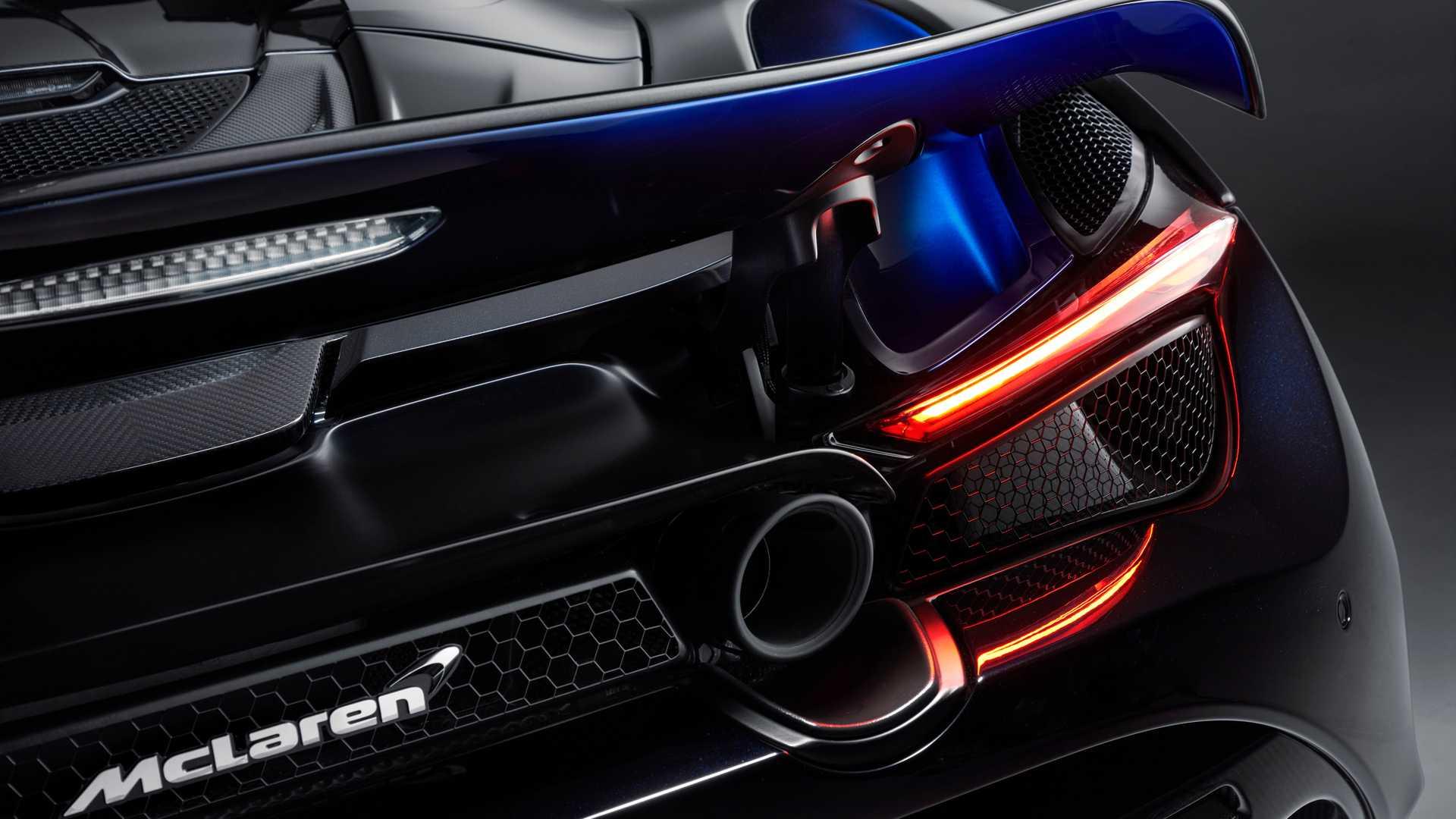 2019 McLaren 720S Spider by MSO Exhaust Wallpapers (5)