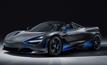 2019 McLaren 720S Spider by MSO Front Three-Quarter Wallpapers 450x275 (1)