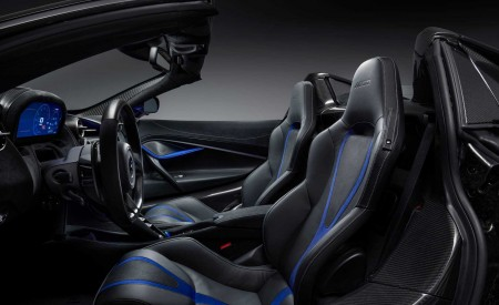 2019 McLaren 720S Spider by MSO Interior Wallpapers 450x275 (10)