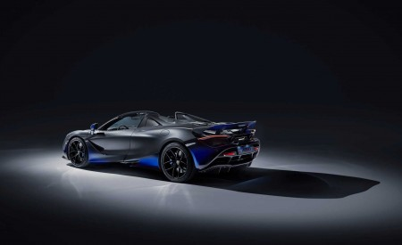 2019 McLaren 720S Spider by MSO Rear Three-Quarter Wallpapers 450x275 (2)