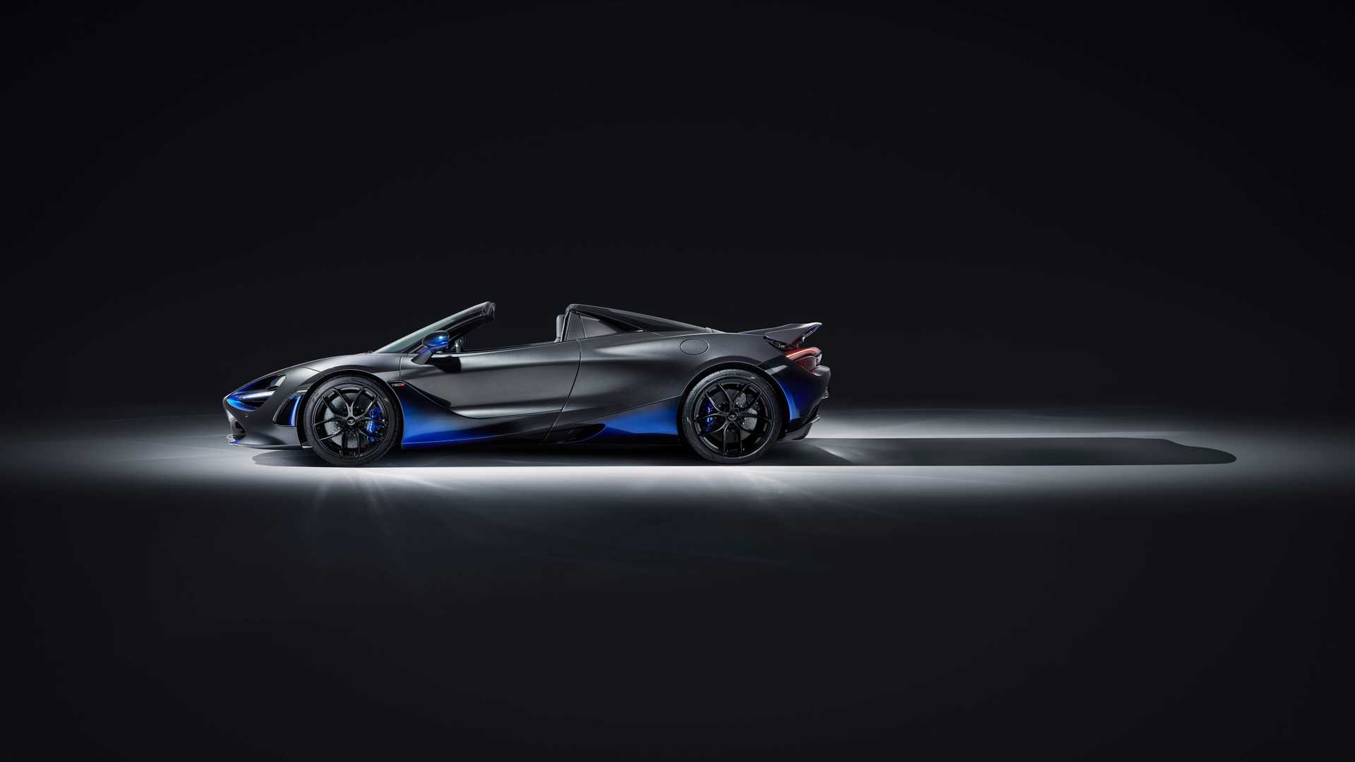 2019 McLaren 720S Spider by MSO Side Wallpapers (3)