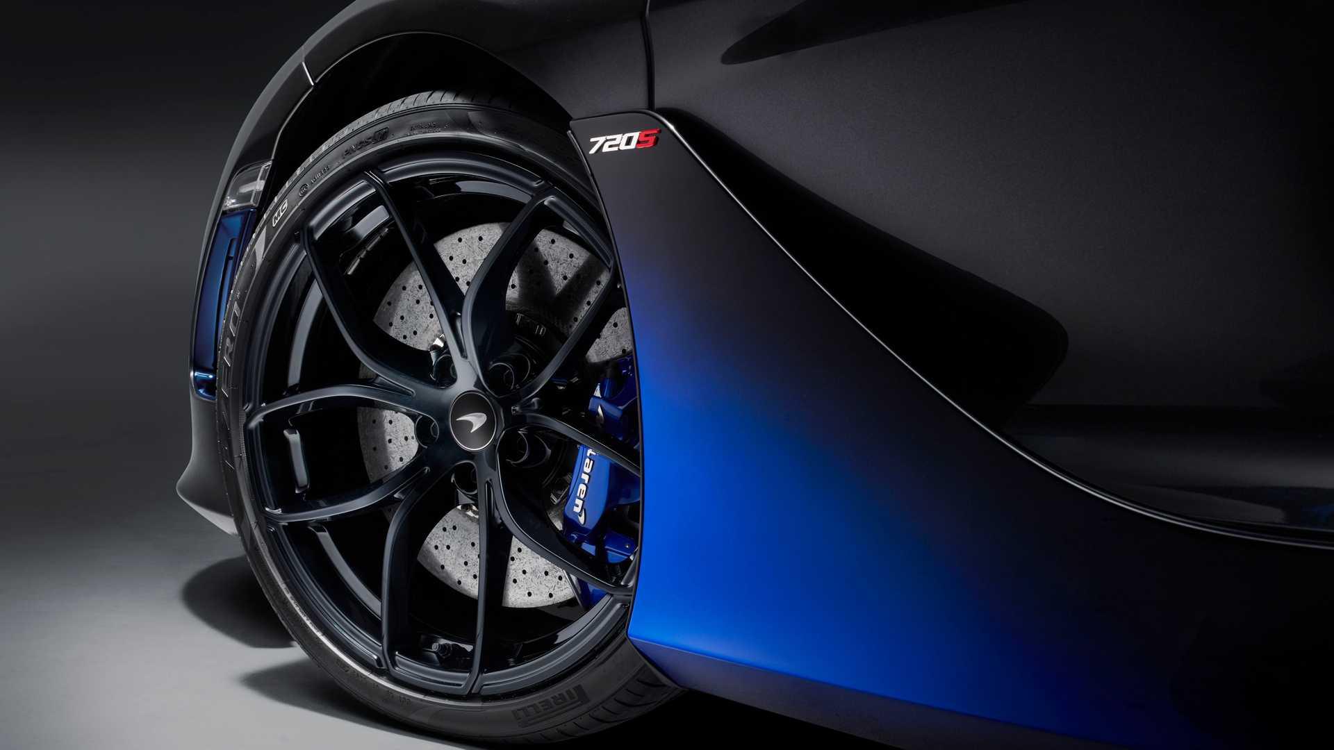2019 McLaren 720S Spider by MSO Wheel Wallpapers (4)