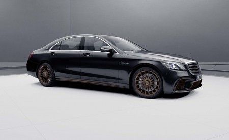 2019 Mercedes-AMG S65 Final Edition Wallpapers HD