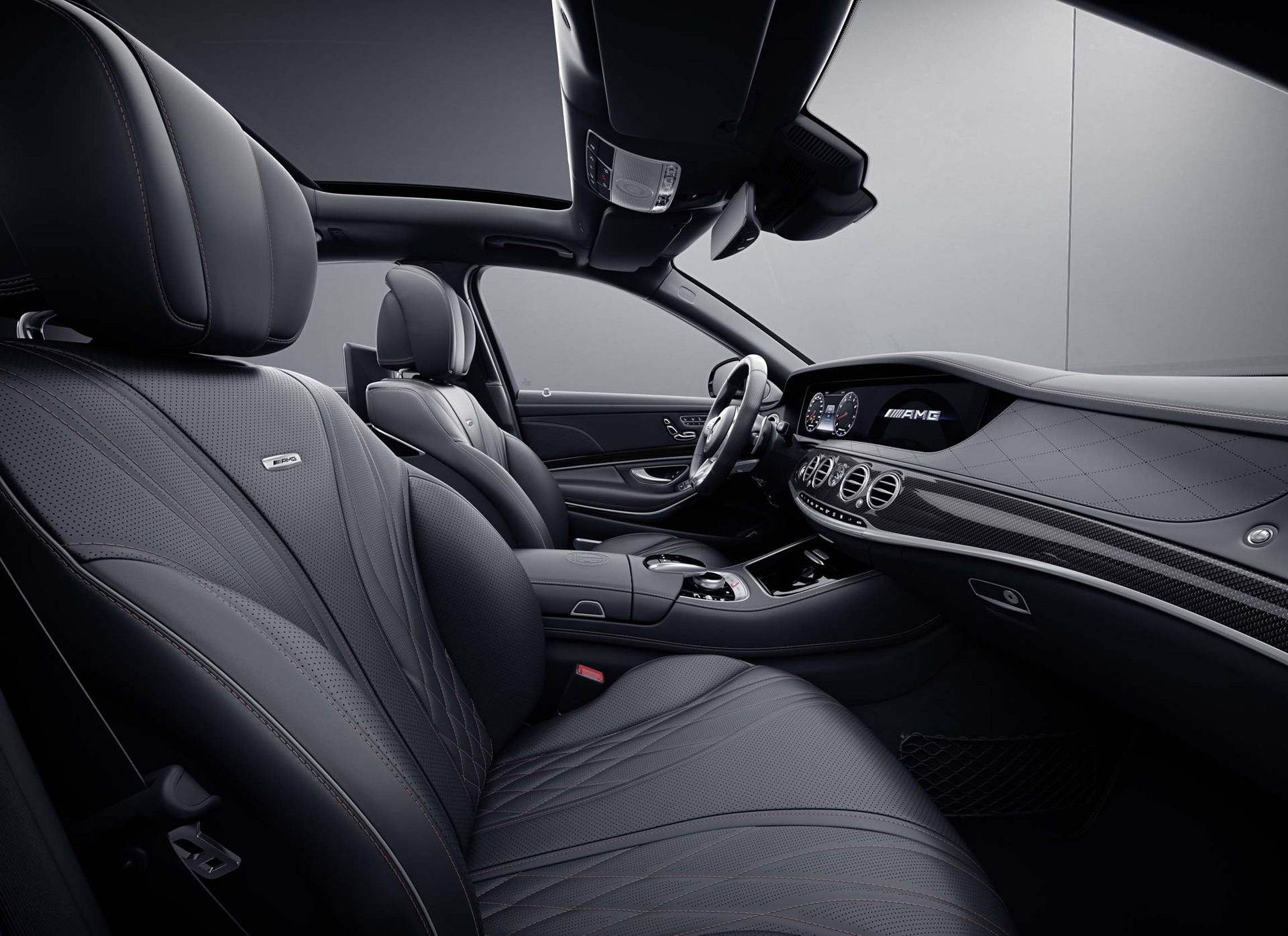 2019 Mercedes-AMG S65 Final Edition Interior Wallpapers (7)