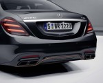 2019 Mercedes-AMG S65 Final Edition Rear Bumper Wallpapers 150x120 (4)