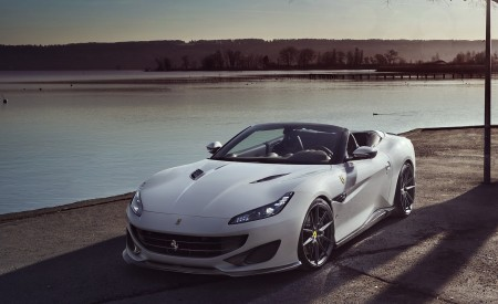 2019 NOVITEC Ferrari Portofino Wallpapers