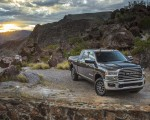2019 Ram 2500 Heavy Duty Front Three-Quarter Wallpapers 150x120 (21)