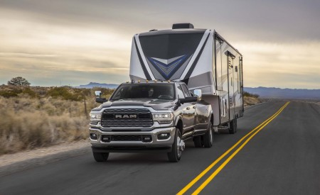 2019 Ram 2500 Heavy Duty Wallpapers HD