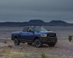 2019 Ram 2500 Power Wagon (Color: Blue Streak) Front Three-Quarter Wallpapers 150x120 (21)