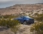 2019 Ram 2500 Power Wagon (Color: Blue Streak) Front Three-Quarter Wallpapers 150x120 (9)