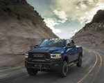 2019 Ram 2500 Power Wagon (Color: Blue Streak) Front Three-Quarter Wallpapers 150x120 (19)