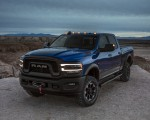 2019 Ram 2500 Power Wagon (Color: Blue Streak) Front Three-Quarter Wallpapers 150x120 (20)