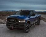 2019 Ram 2500 Power Wagon (Color: Blue Streak) Front Three-Quarter Wallpaper 150x120 (20)