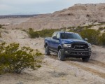 2019 Ram 2500 Power Wagon (Color: Blue Streak) Front Three-Quarter Wallpapers 150x120 (10)