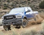 2019 Ram 2500 Power Wagon (Color: Blue Streak) Off-Road Wallpapers 150x120