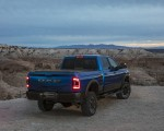 2019 Ram 2500 Power Wagon (Color: Blue Streak) Rear Three-Quarter Wallpapers 150x120 (25)